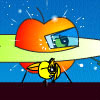 super appleman defend airship