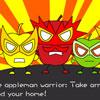 Super Appleman Insect Crisit