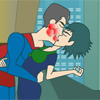 Super Hero Kiss