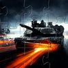 Tanks in Action Jigsaw