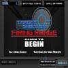 Target Shooter Firing Range