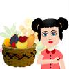 Tasty fruit stall