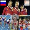 Tatiana Firova champion in 400 m, Barcelona 2010 Puzzle