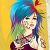 Tattoo Mirror Dress Up