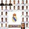 Team Of Real Madrid C.f. 2010-11 Puzzle