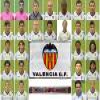 Team Of Valencia Cf 2010-11 Puzzle