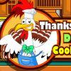 Thanksgiving Dinner Cooking