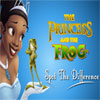 The Princess and the Frog Spot the Difference