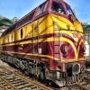 Trains Hidden Object