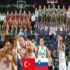 Turkey – Slovenia, Quarter Finals, 2010 Fiba World Turkey Puzzle