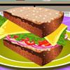 Turkey Sandwich Decoration