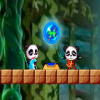 Twin panda adventure