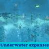 Underwater expanses