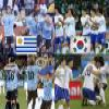 Uruguay – South Korea, Eighth finals, South Africa 2010 Puzzle