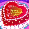 Valentine Cake Decor