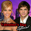 Valentine's Day Movie - Jessica Alba & Ashton Kutcher