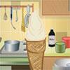 Vanilla Ice Cream cooking