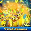 Vivid dreams. Find objects