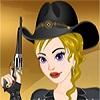 Voguish Cowgirl Dressup
