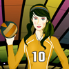 Volleyball Girl Game