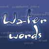 Waterwords