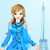 Winter in Paris Dress Up