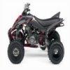 Yamaha Raptor Slider