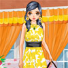 Yellow Daisy Dress Up