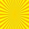 Yellow Rays Slider