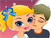 Kiss Under Starry Sky Dress Up